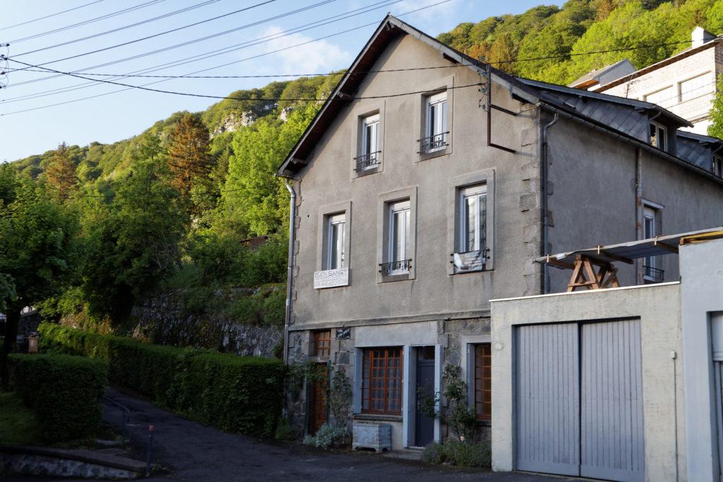 Villa Jean Julien - Façade - 66 Avenue des belges