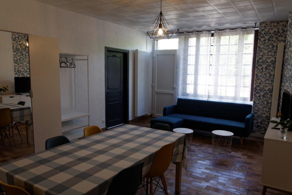 Villa Jean Julien – Le Sancy – Salon Séjour